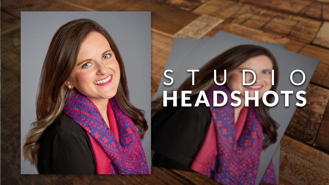 Professional Studio Headshots